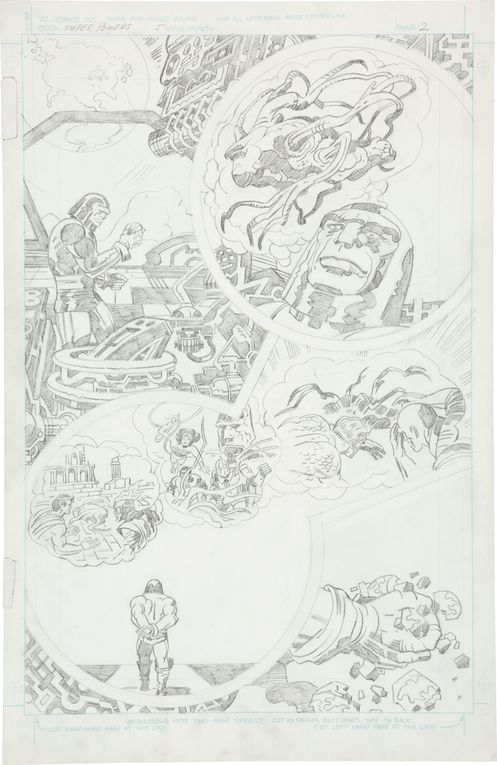 Album - KIRBY planches / pages