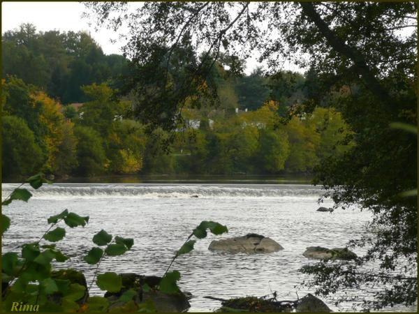 Images de balades ,nature ,mer,patrimoine ,peintures.Dordogne,Oléron,poursac,sac ,Confolens.Blois,Monmorentin,Nantiat