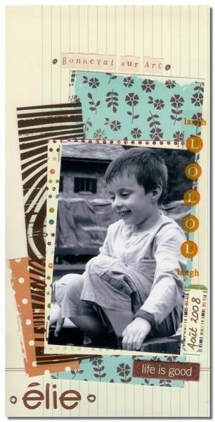Album - mes pages 15x30
