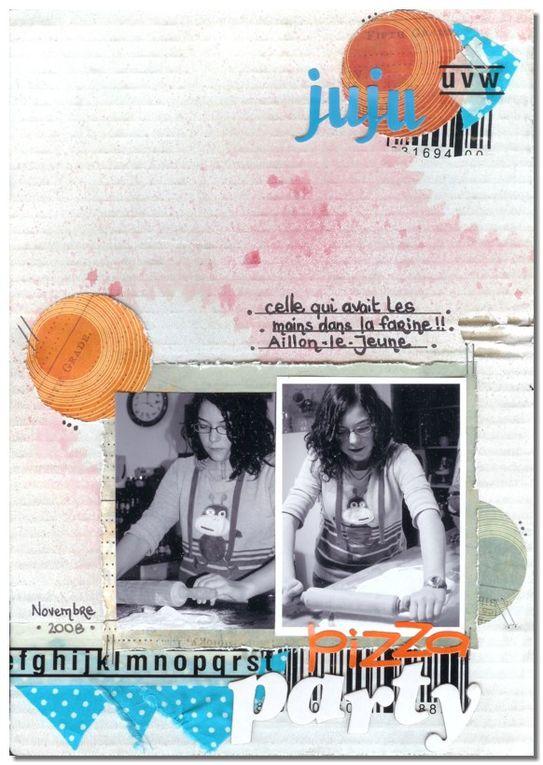 Album - Pages A4