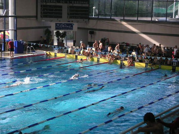Photos du championnat de France piscine 2006 &agrave&#x3B; Mennecy