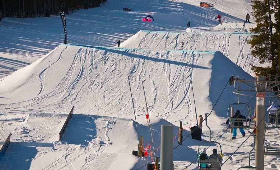 Une semaine de ski... Aspen, Vail, Breckenridge...