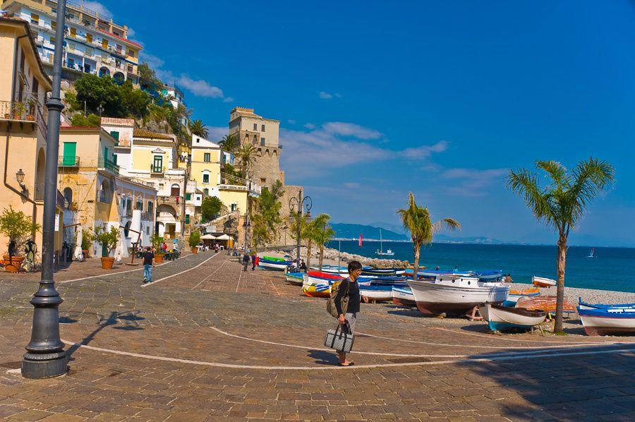 Naples en avril 2011
