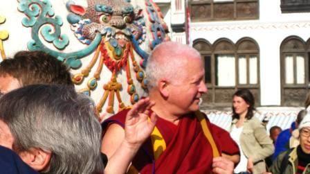 Retraite au Népal de Yannick et Annie
