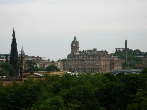 Mon voyage en Ecosse en image : Edinburgh, Luss, Inveraray, Kilmory, Kilmartin ...