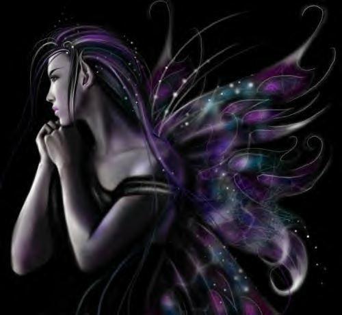 Mes plus belles trouvailles d'images d'elfes, d'anges, de fées et autres personnages dignes de l'univers de la fantasy.