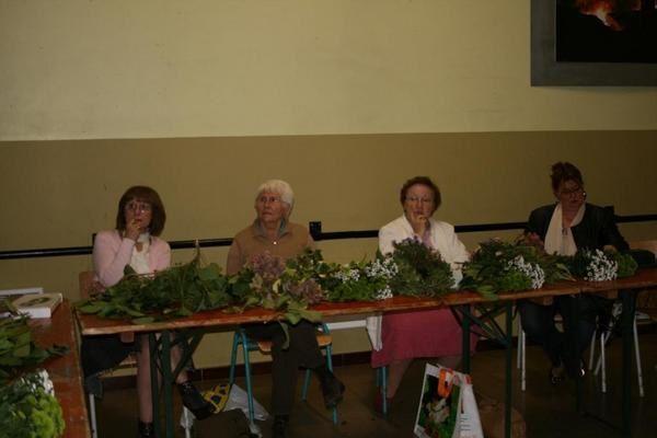 Conférence du Club Horticole d'Awans le 17 10 2008