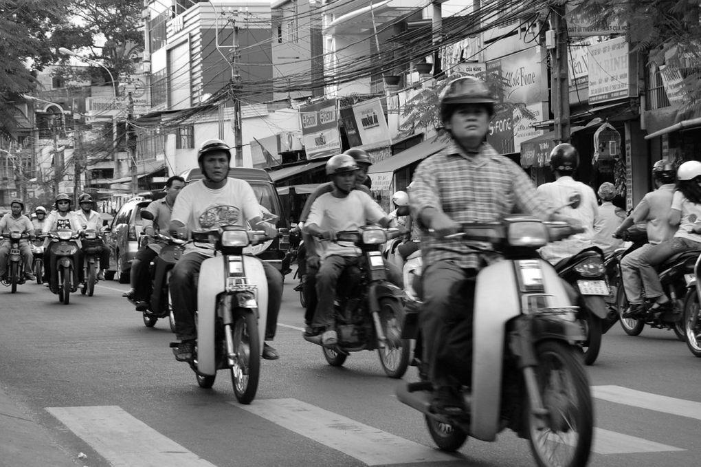 Retour au Vietnam au mois de novembre 2008