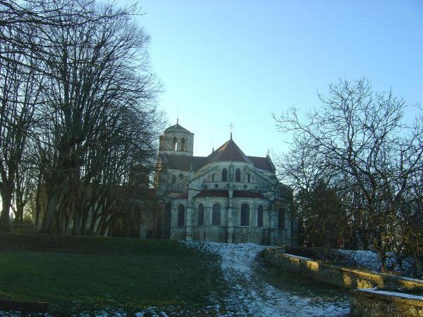 photos de vézelay
