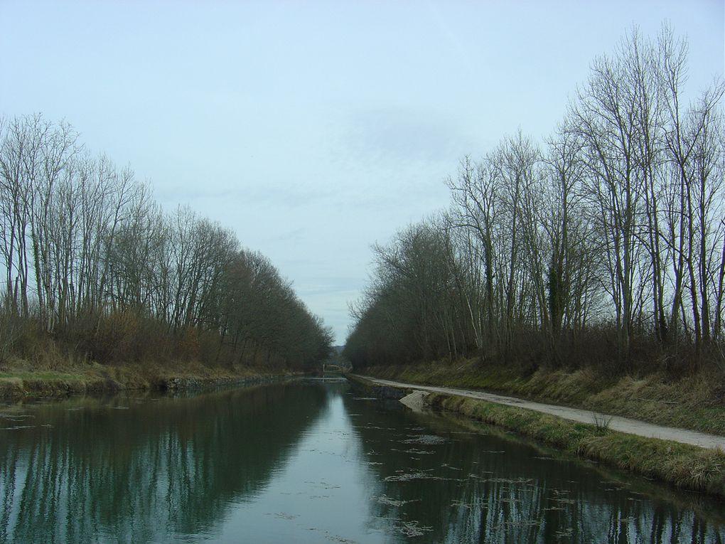 photos du canal