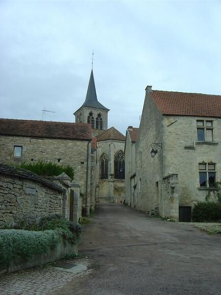 photo du village de Flavigny sur Ozerain