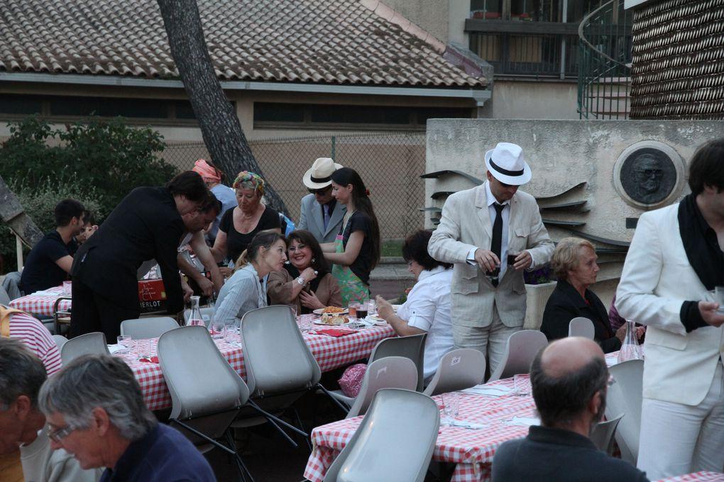 Album - saussestival 2012 le-repas