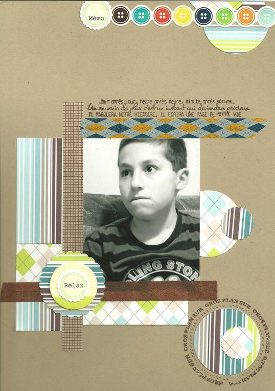 Album - pages-A4