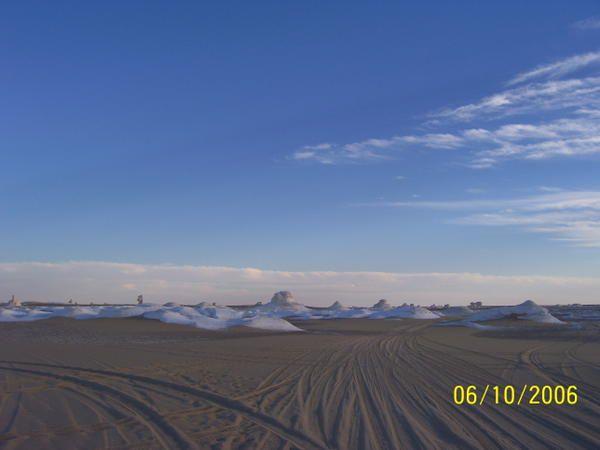 Photos du week end dans le d&eacute&#x3B;sert: bahareyya, d&eacute&#x3B;sert noir, d&eacute&#x3B;sert blanc....