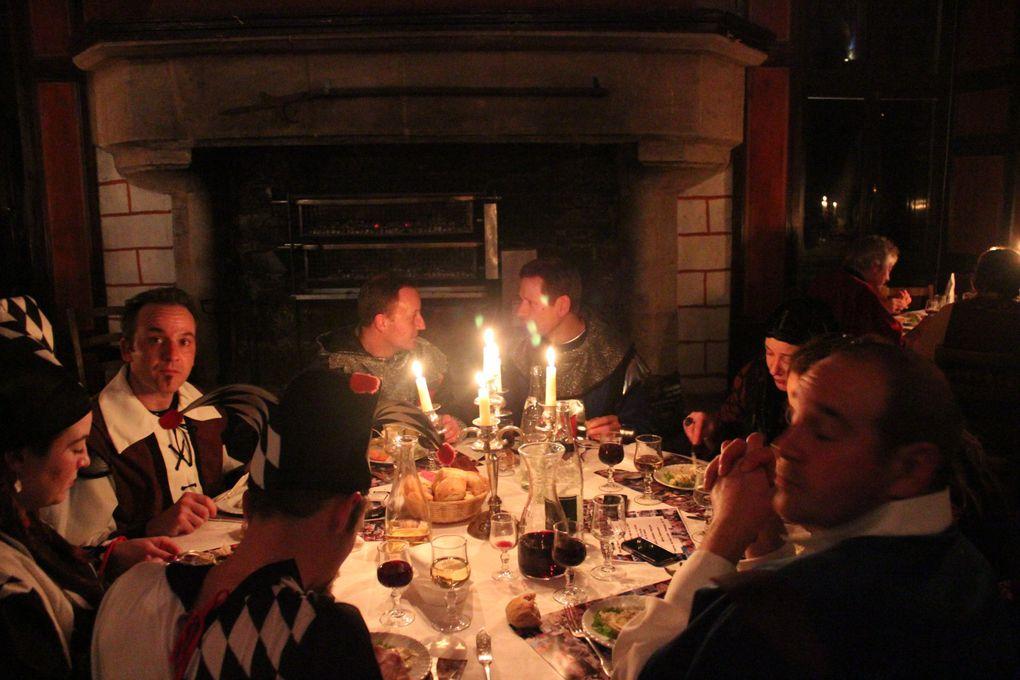 fête d'anniversaire au château d'Avully