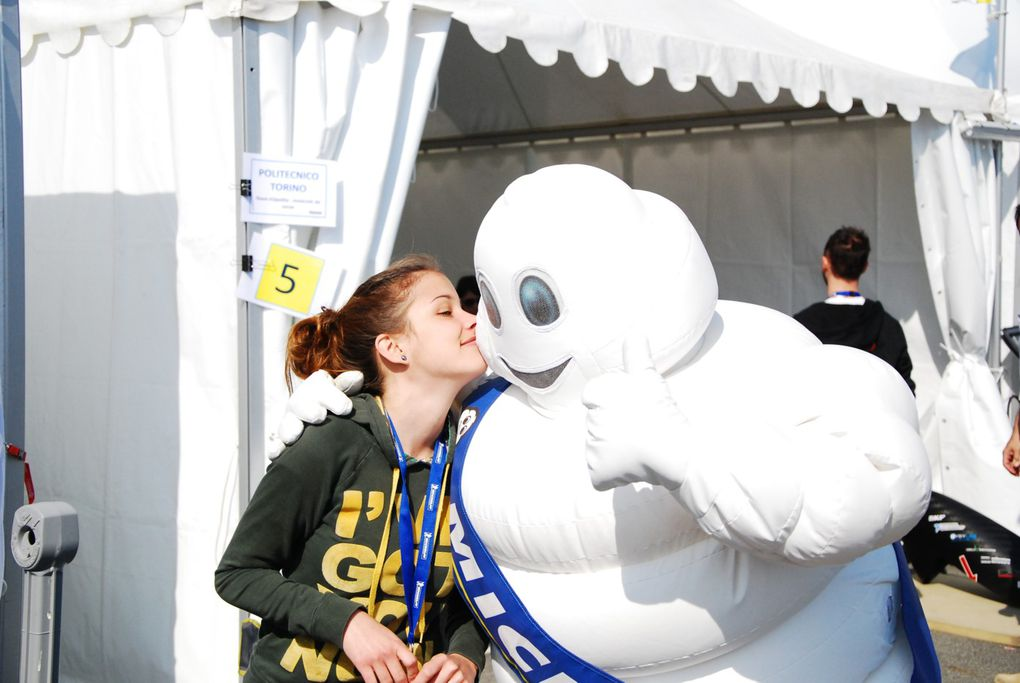 Michelin Student Days 2014, Ladoux (63)