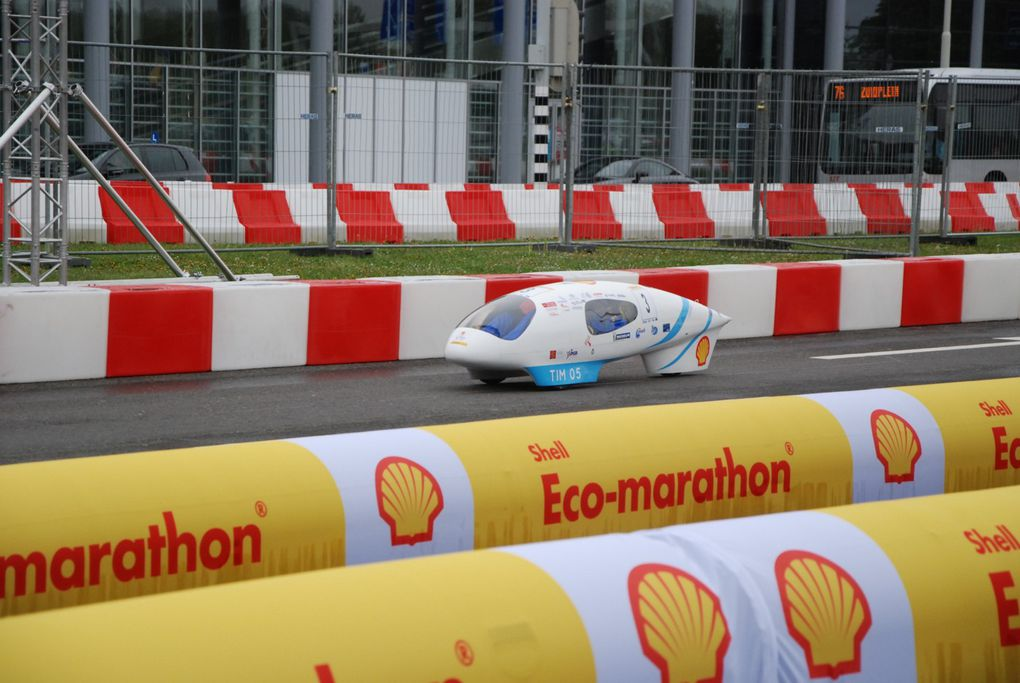 European Shell Eco-Marathon 2013