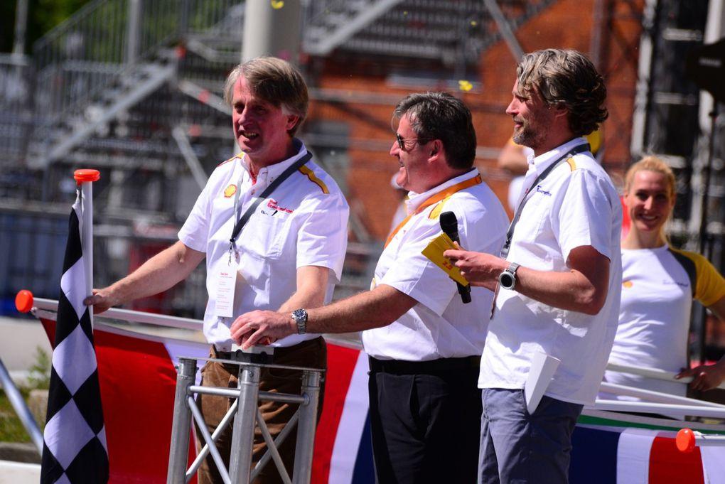 Shell-Eco Marathon Europe 2014Rotterdam, Pays-basPerformance de TIM 05:1er Ethanol avec 2757 km/l.