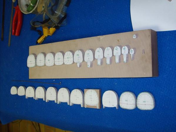 Fabrication d'une maquette &agrave&#x3B; l'&eacute&#x3B;chelle 1/10- Retour au sommaire -