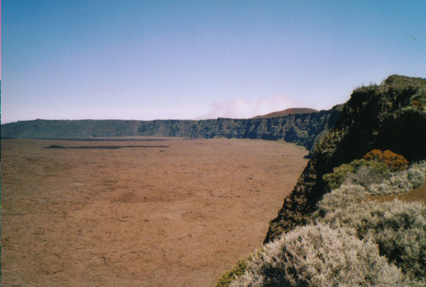 mes photos de la réunion septembre 2000