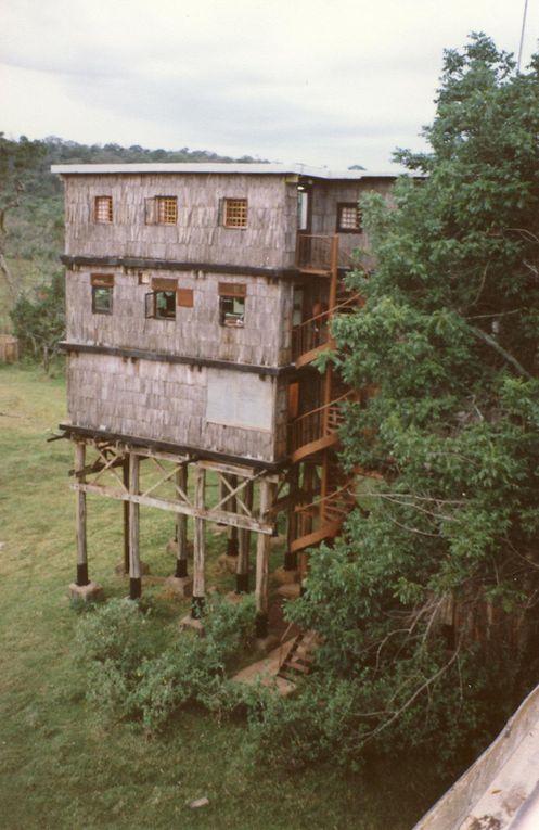 Mon voyage au Kenya en avril 1992