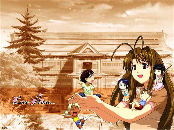 Album - Love Hina