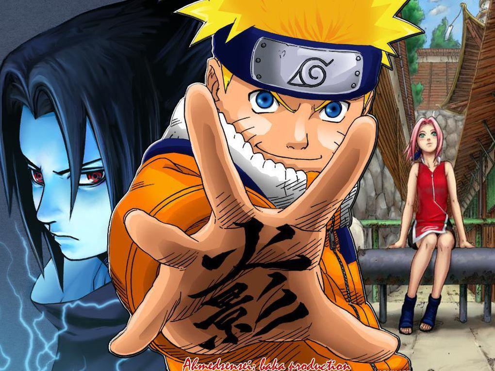 Album - Naruto