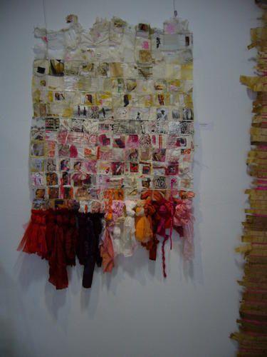 Exposition à la Médiathèque Départemntale de la Drôme à Crest, du 3 au 14 février 2009