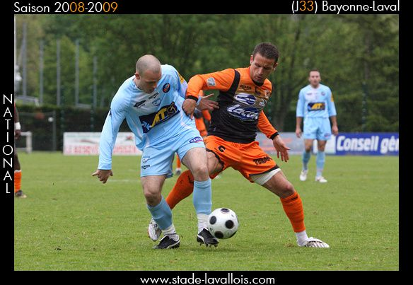 Championnat National - Saison 2008/2009