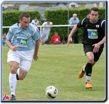 Jeudi 8 Mai 2008 : Finale de la Coupe d'Aquitaine à Coutras (33)Aviron Bayonnais FC - Stade Bordelais : 0 - 0 (tab 4 - 5)