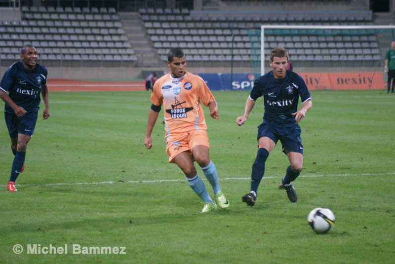 Championnat National - Saison 2009/2010