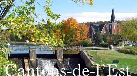 Album - Cantons de l'Est