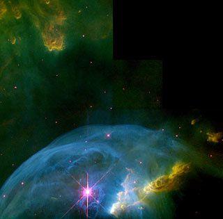 les nébuleuses les plus célèbres du Cosmos