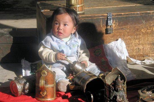 Album - Tibet éternel