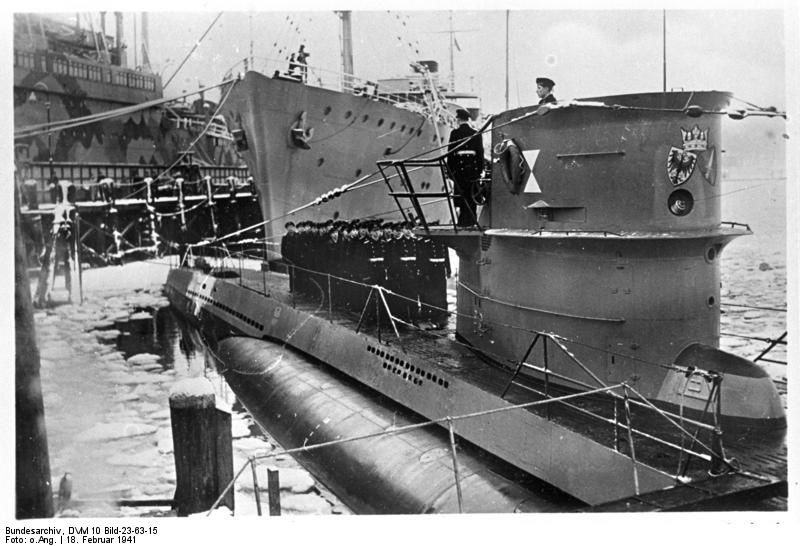 Album - GERMAN-U-BOAT