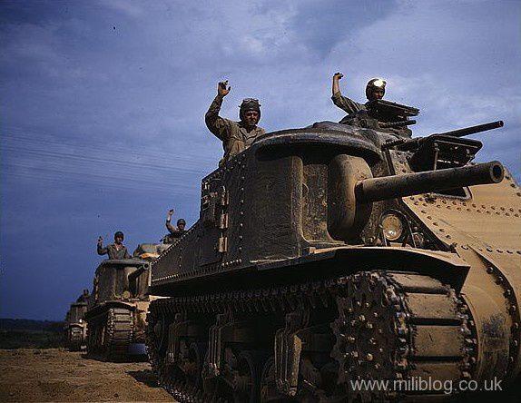 Album - U.S. TANKS - WW2