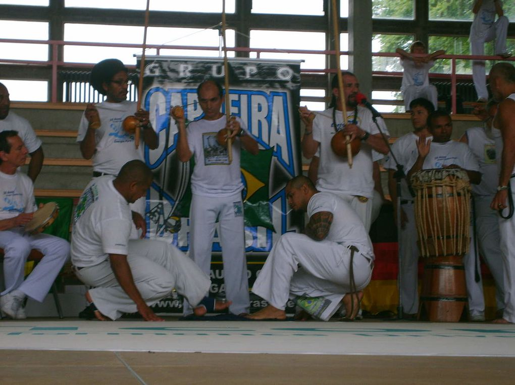 Album - 20 ans Capoeira Brasil Darmstadt Juin 2009