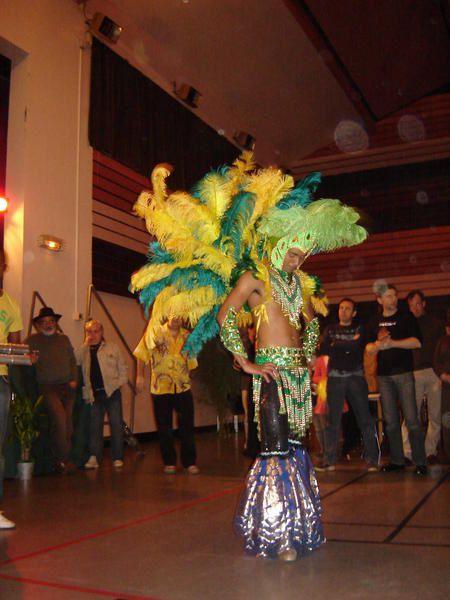 Album - Soirée Brésil à Millery 2007.