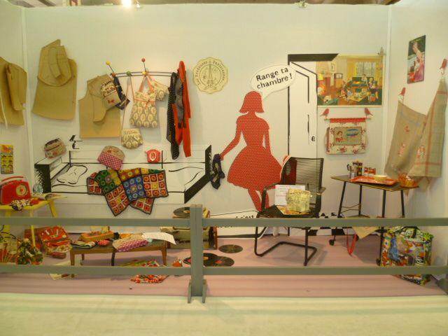 Album - Salon Créations &amp&#x3B; Savoir-Faire &amp&#x3B; Marie Claire Idées 2011
