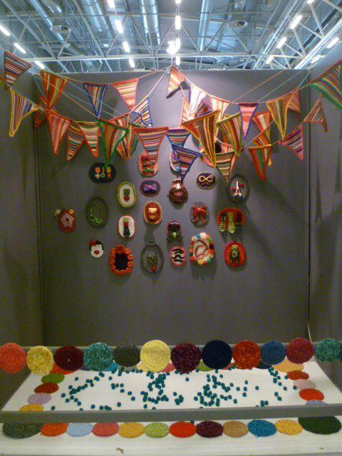 Album - Salon Créations &amp&#x3B; Savoir-Faire &amp&#x3B; Marie Claire Idées 2012