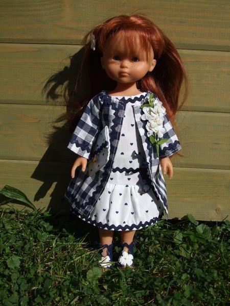 Vêtements pour les Chéries de Corolle, pour ma fille, ours en peluche ou en lin et ses habits, ...