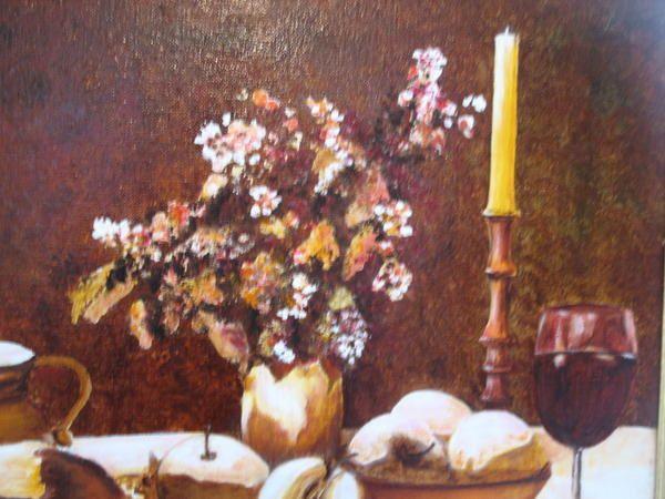 """<p class=""""MsoNormal"""" style=""""MARGIN: 0cm 0cm 0pt&#x3B; TEXT-ALIGN: justify""""><font size=""""3"""">Anne Marie Denis peut être qualifiée de peintre néo impressionniste. Elle est attachée à la lumière. La peinture à l'huile lui offre cette possibilité picturale.</font></p><p class=""""MsoNormal"""" style=""""MARGIN: 0cm 0cm 0pt&#x3B; TEXT-ALIGN: justify""""></p><p class=""""MsoNormal"""" style=""""MARGIN: 0cm 0cm 0pt&#x3B; TEXT-ALIGN: justify""""><span style=""""FONT-FAMILY: Verdana&#x3B; mso-bidi-font-size: 11.0pt""""><font size=""""3""""><span style=""""mso"""