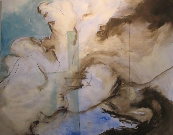 Exposition 2007 du peintre Juliette Erdavide et du sculpteur José Torrès