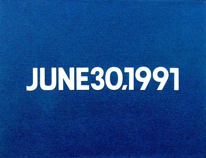Album - ON KAWARA