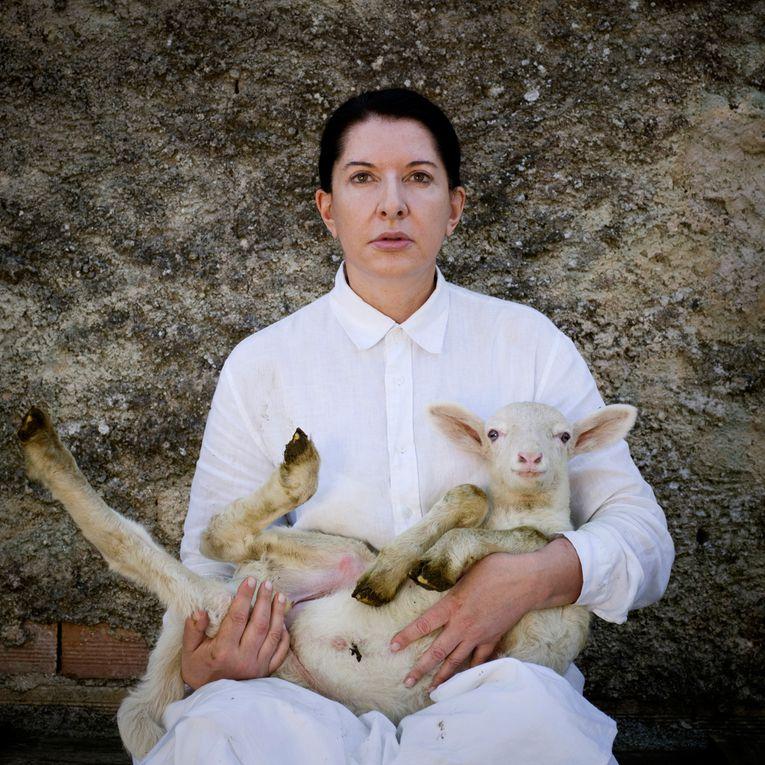 Album - MARINA ABRAMOVIC
