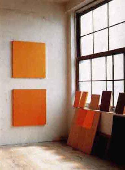 Vue du travail de l'artiste Marthe Wery