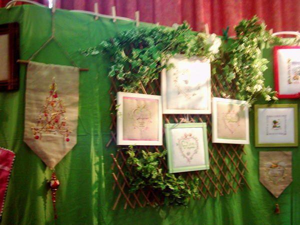 <p>Expo et Salon de Linas (91) les 6 et 7 octobre 2007</p>