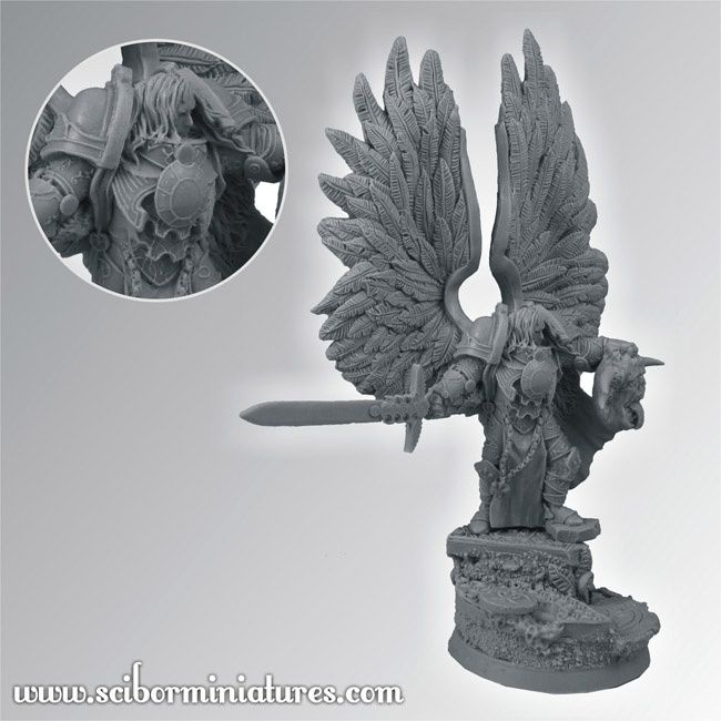 Pictures used for new miniatures section.