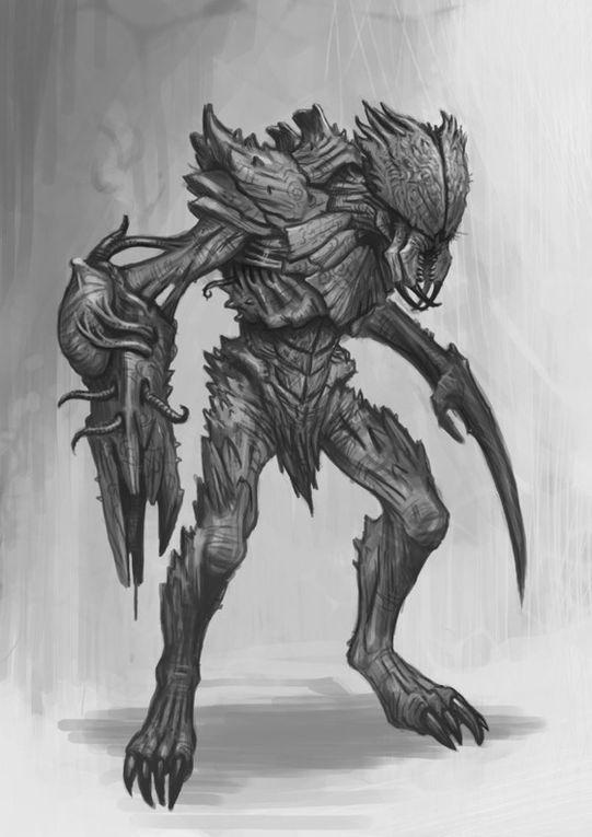 Alien Assimilation Host