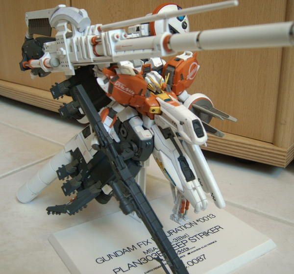 A gallery of various Mech designs and action figures I like and that I have. I'll upload new figures and kits as soon as I get them. Including now my first garage kit from Dunbine.